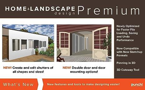 Amazon Com Punch Home Landscape Design Premium V19 Home Design Software For Windows Pc Download Software