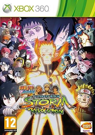 Naruto Shippuden Ultimate Ninja Storm Revolution - Day-One Rivals Edition [Importación Italiana]: Amazon.es: Videojuegos