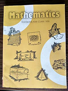 Mathematics Textbook for Class 8- 852: Amazon in: NCERT: Books
