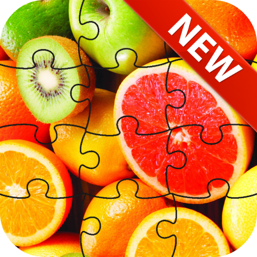 Fruits Game Puzzle - Fruit Puzzle Game