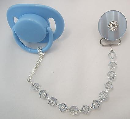 Crystal Dream Elegante Cristales Azul de Swarovski con Handmade ...