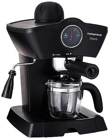 buy morphy richards fresco 800 watt 4 cups espresso coffee maker