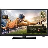 ハイセンス 20V型 ハイビジョン 液晶テレビ 外付けHDD裏番組録画対応 メーカー3年保証 20A50