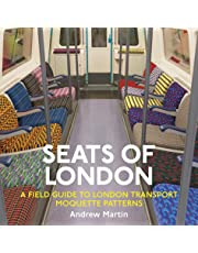 Seats of London: A Field Guide to London Transport Moquette Patterns