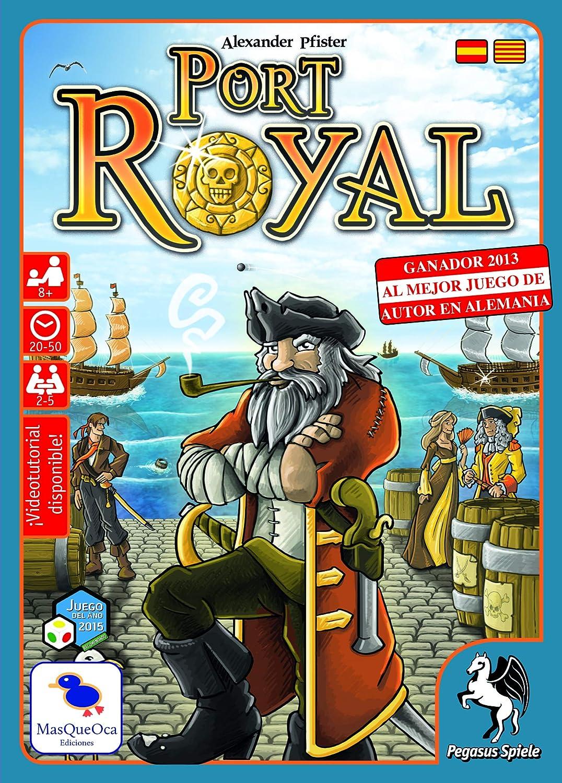 Ediciones MasQueoca Port Royal Español y Catalán: Amazon.es: Juguetes y juegos