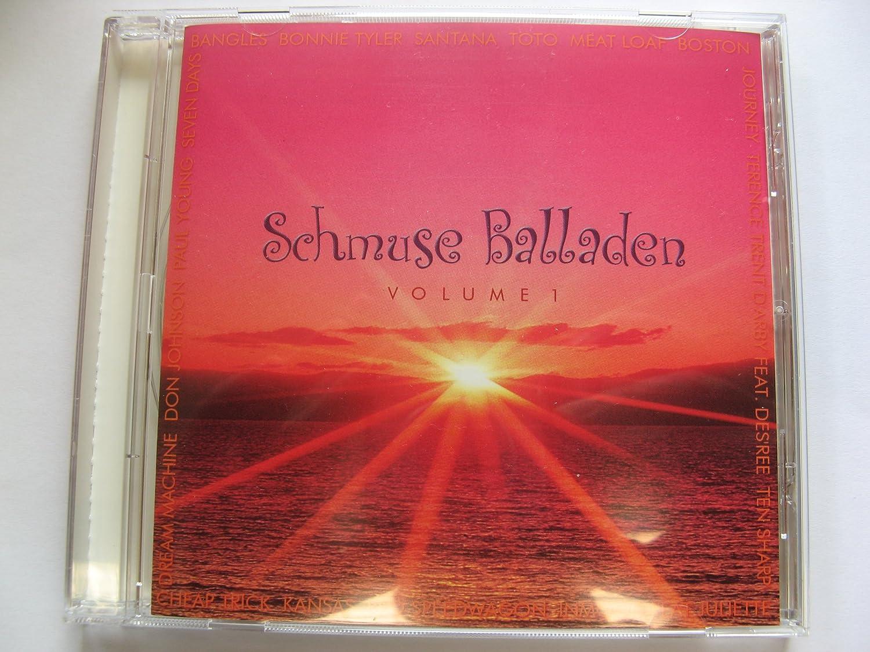 Schmuse Balladen 1 - Ten Sharp, Reo Speedwagon, Toto, Boston, Kansas ...