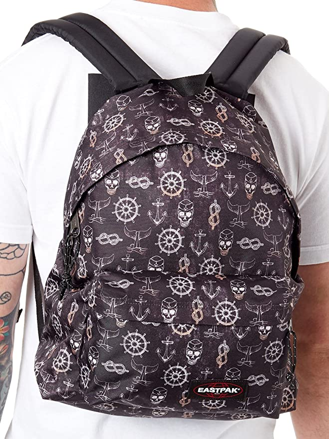 c08842f8508c Buy Eastpak Padded Pak R Sailor Skull Online at Low Prices in India -  Amazon.in