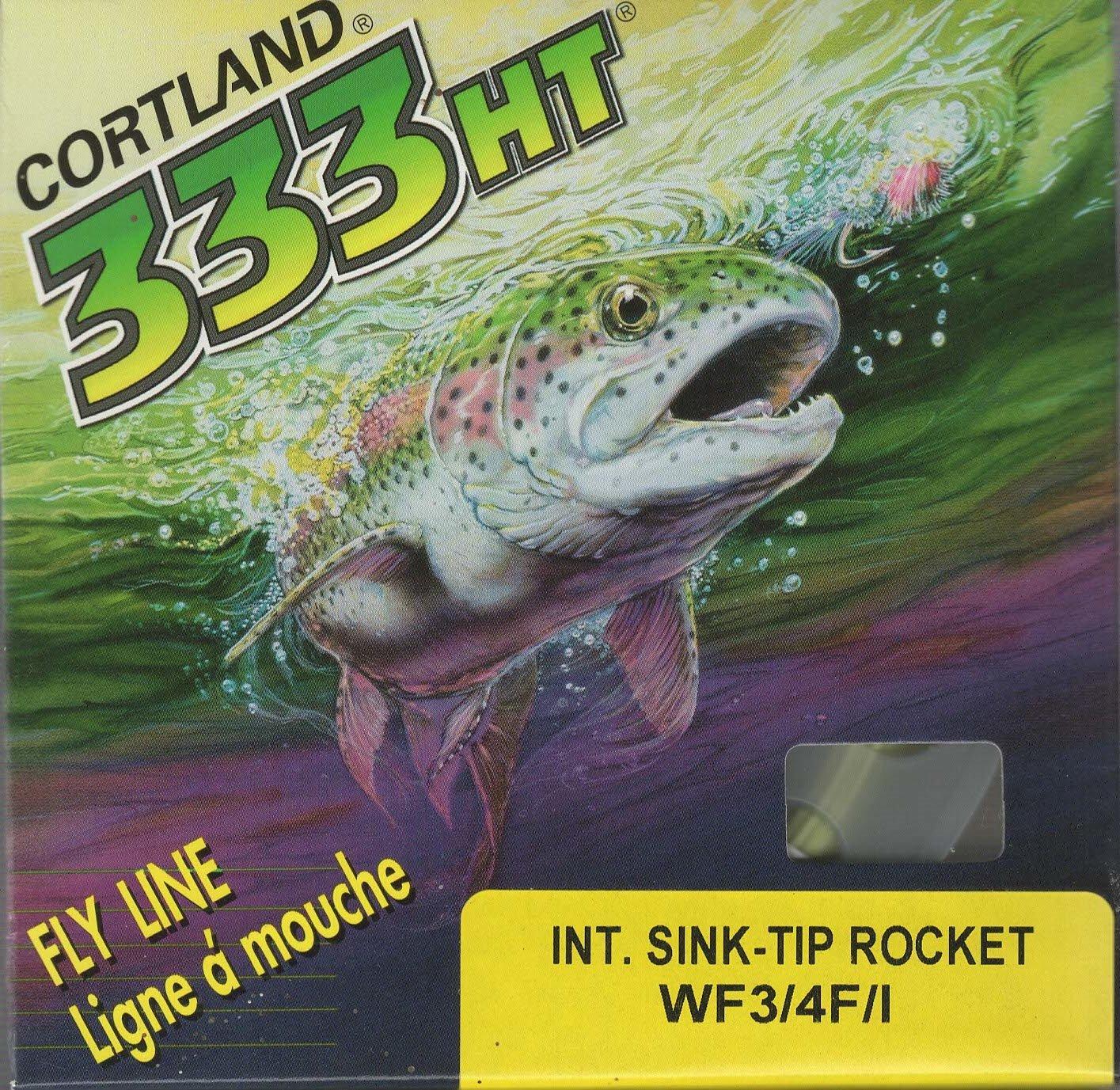 【激安アウトレット!】 Cortland X中間sink-tip wf3 B0771RKZ9P/ 4 Line Fly Line wf3 27ヤード B0771RKZ9P, トヨハシシ:155b74af --- a0267596.xsph.ru