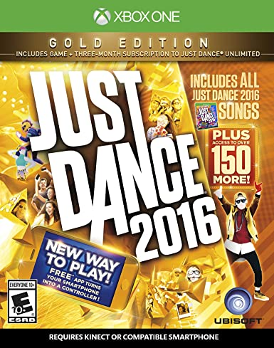 Ubisoft Just Dance 2016 Oro Xbox One Inglés vídeo - Juego (Xbox ...