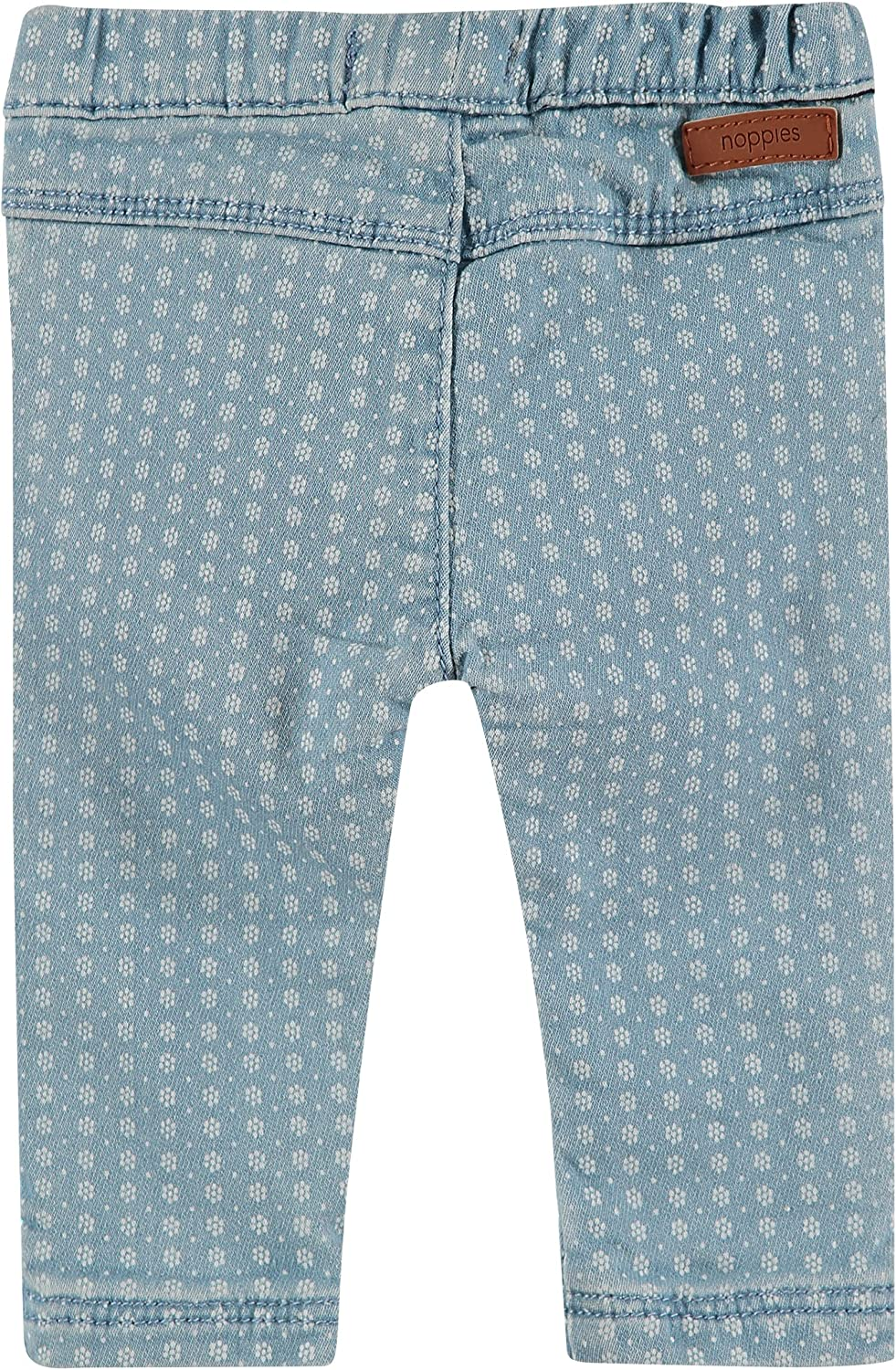 Noppies Baby and Kids Girls Jegging Maroth