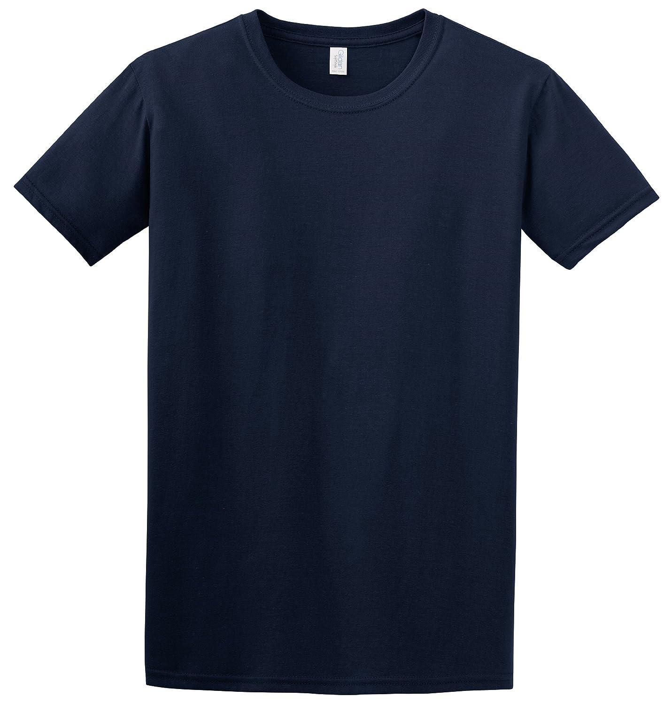 (ギルダン) Gildan メンズ ソフトスタイル 半袖Tシャツ トップス カットソー 男性用 B072K4PCW6 S ヘザーカーディナル ヘザーカーディナル S