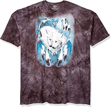 "The Mountain T-Shirt /""Wolf Heart /"""