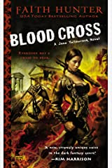 Blood Cross (Jane Yellowrock Book 2) Kindle Edition