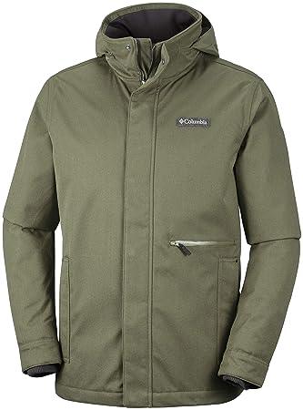 Columbia Boundary Bay Jacket Chaqueta Impermeable, Hombre: Amazon.es: Deportes y aire libre
