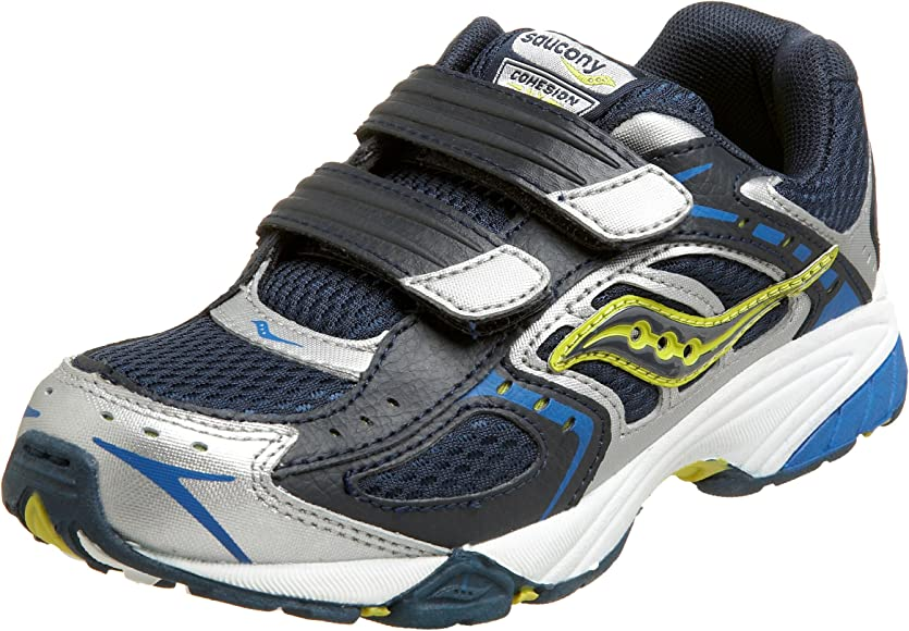 Saucony Boys Cohesion 6 H&L Running Shoe (Little KidBig Kid)