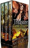Treasure Lane Dragons: Complete Series (BBW Paranormal Dragon Shapeshifter Romance)