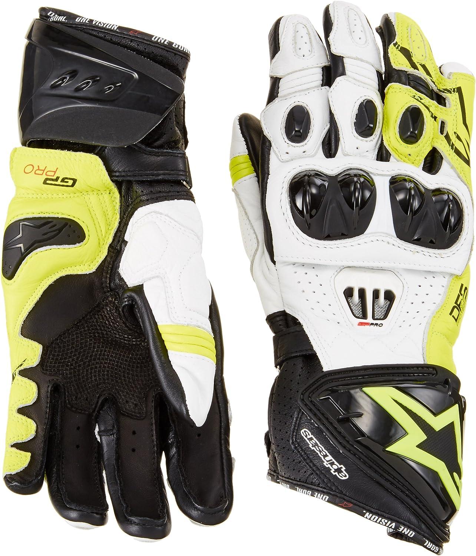 Alpinestars Gp Pro R2 Handschuhe S Schwarz Weiß Gelb Auto