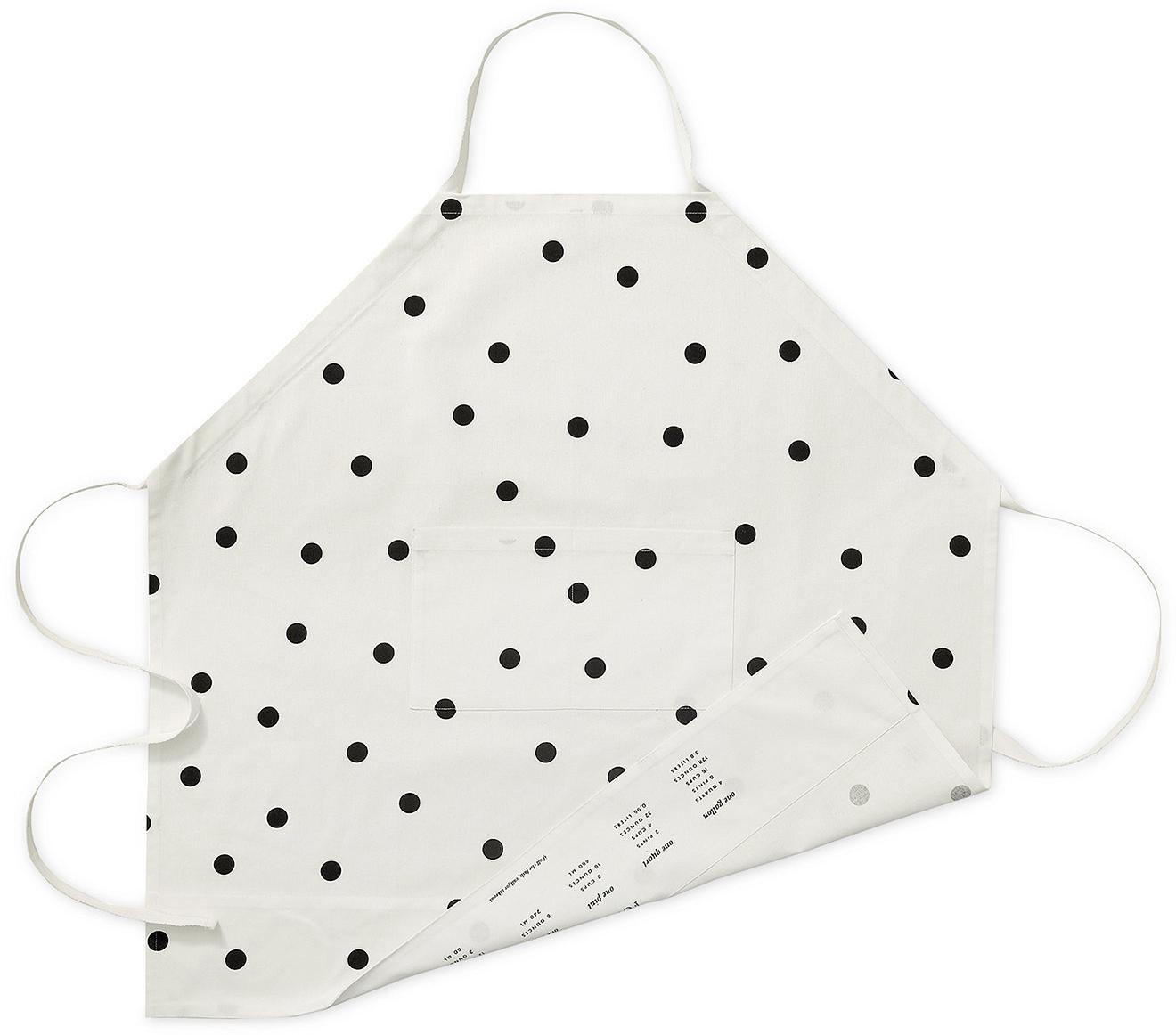 White apron macy's - Kate Spade New York All In Good Taste Polka Dot Apron Kitchen Gadgets Kitchen