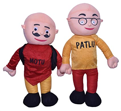 Buy Nexplora Industries Motu Patlu Soft Plush Toy 53 Cm Online At