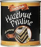 Love 'N Bake Hazelnut Praline, All Natural, 11 Ounce Can
