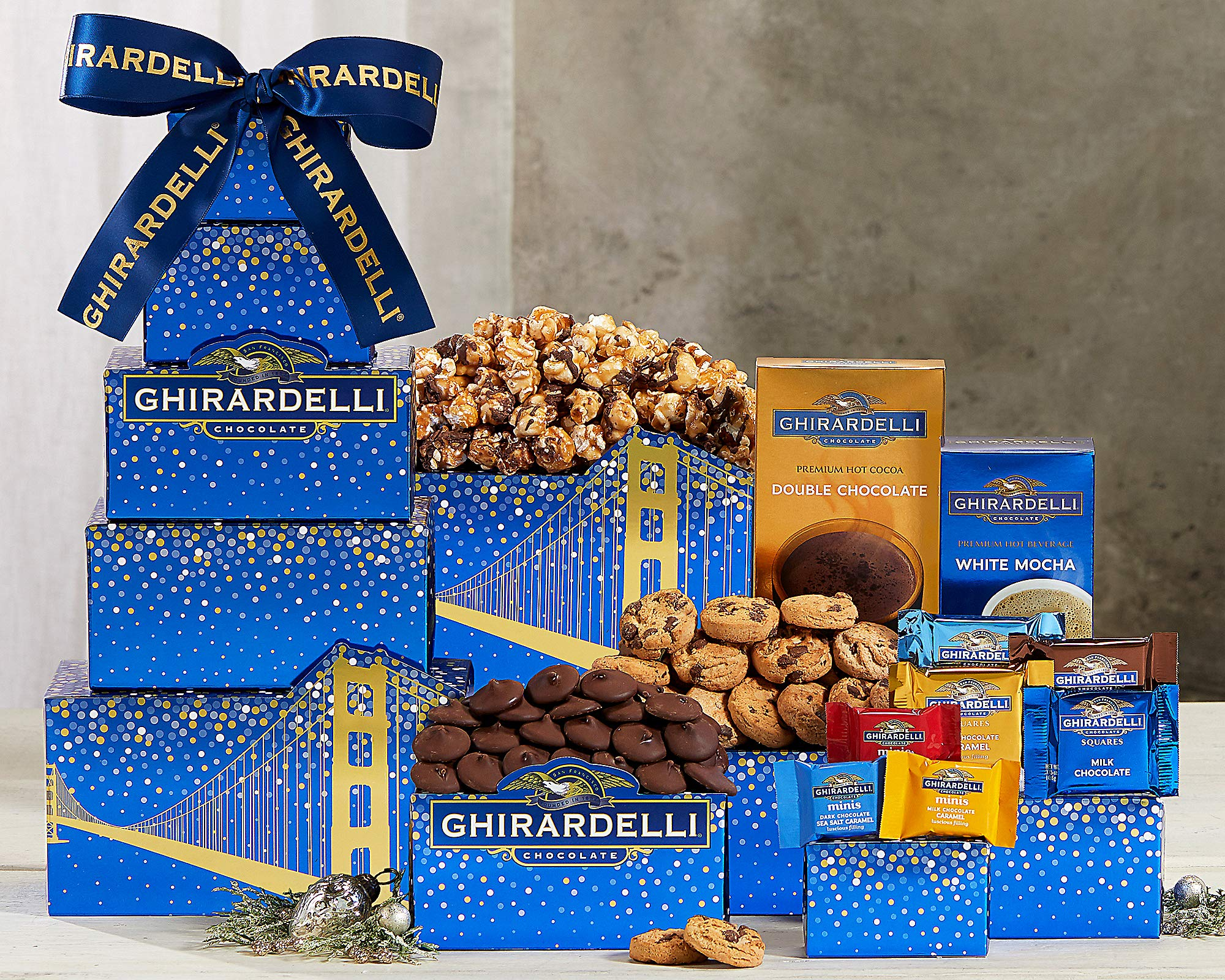 Wine Country Gift Baskets Ghirardelli Tower by Wine Country Gift Baskets (Image #2)