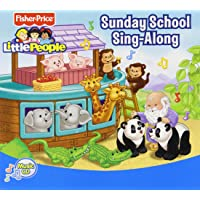 FISHER PRICE SERIES - LP SUNDAY SCHOOL SING-ALON