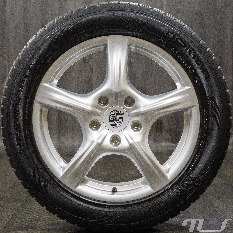Original 18 pulgadas Invierno ruedas Porsche Panamera 970 Llantas Neumáticos de invierno Llantas: Amazon.es: Coche y moto