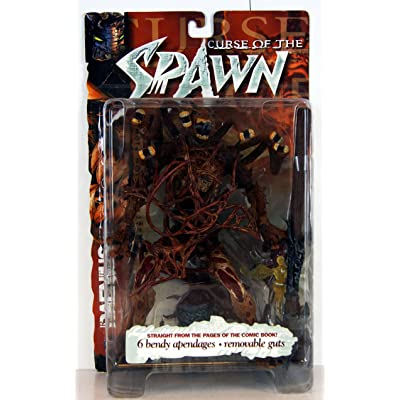 Spawn - Curse of the Spawn - Raenius Action Figure: Toys & Games