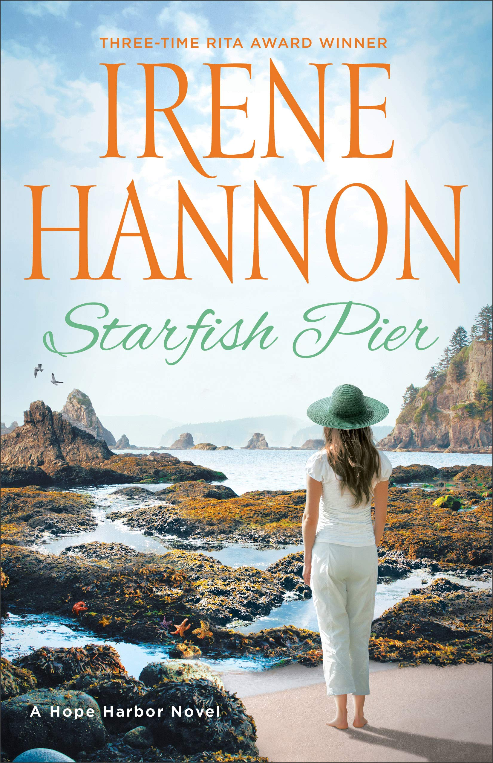 Starfish Pier by Irene Hannon {A Book Review}