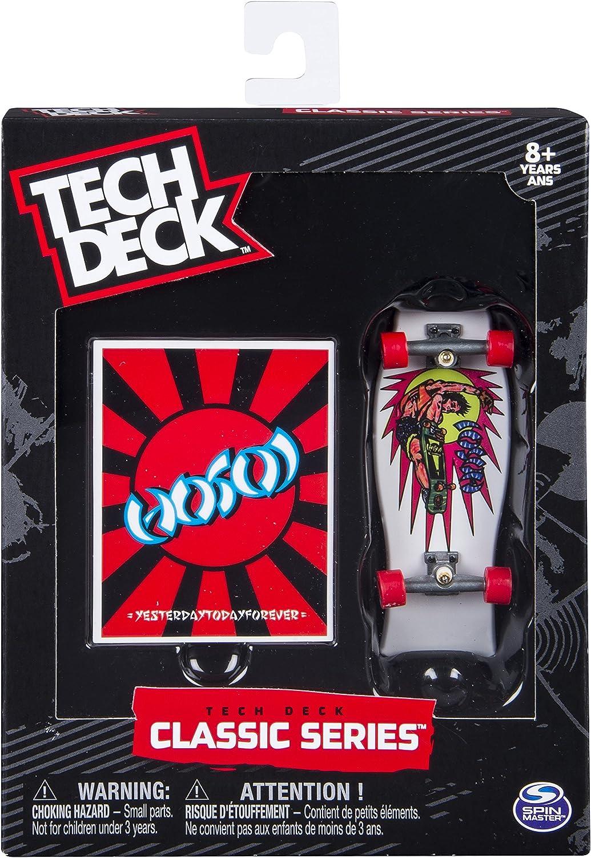 Classic Series Hosoi White Tech Deck
