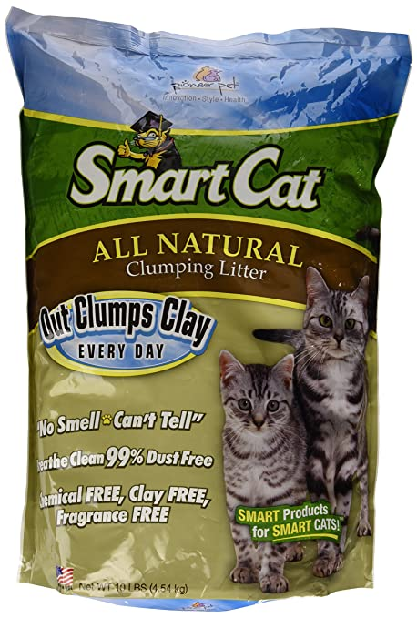 Smartcat All Natural agrupamiento Basura, 20-Pound