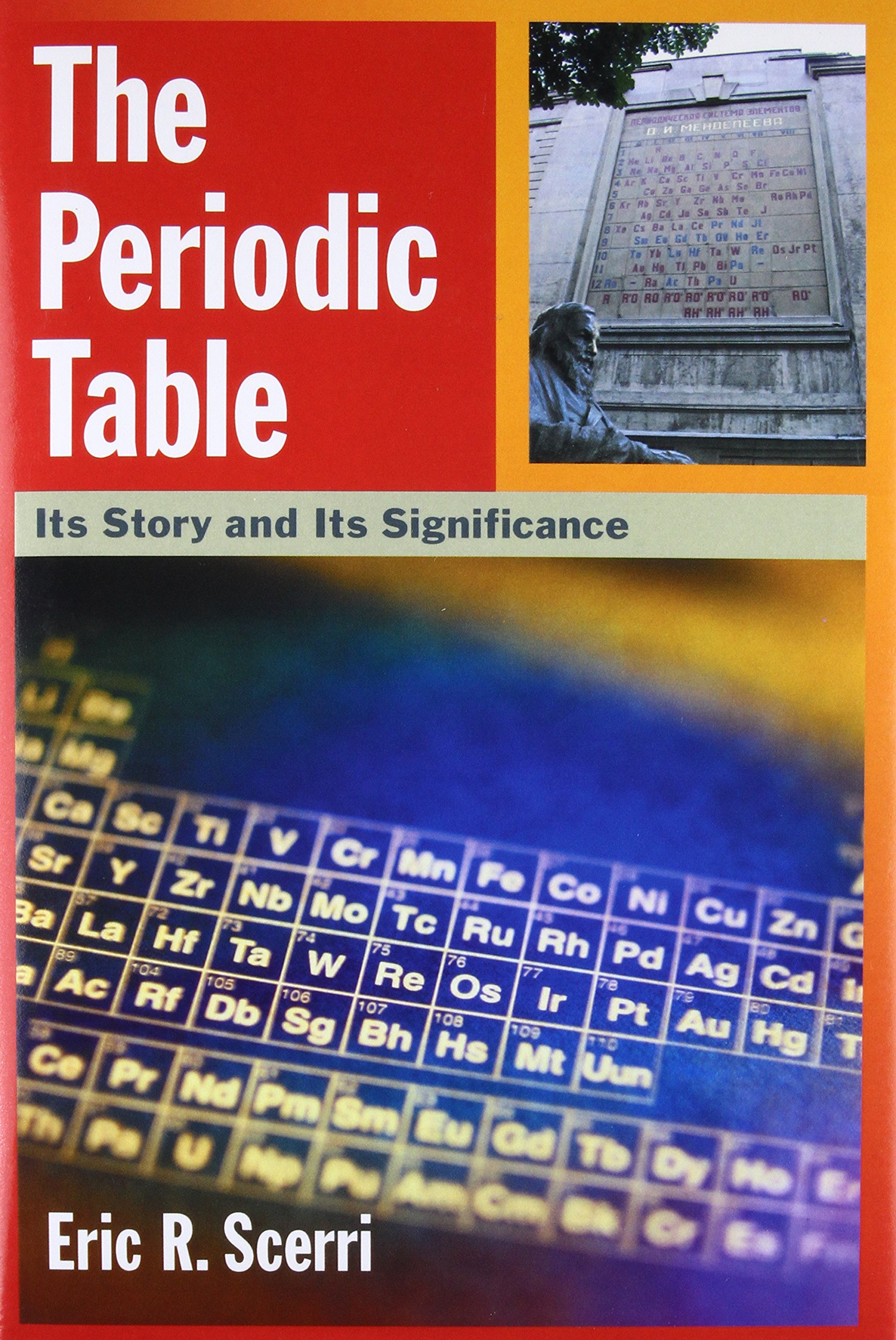 The periodic table its story and its significance amazon the periodic table its story and its significance amazon eric r scerri 9780195305739 books gamestrikefo Choice Image
