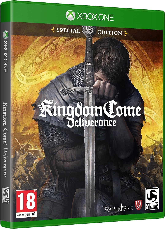 Kingdom Come: Deliverance - Special Edition: Amazon.es: Videojuegos