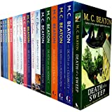 Hamish Macbeth Murder Mystery Death 18 Books Set Collection Series 1,2,3 And 4