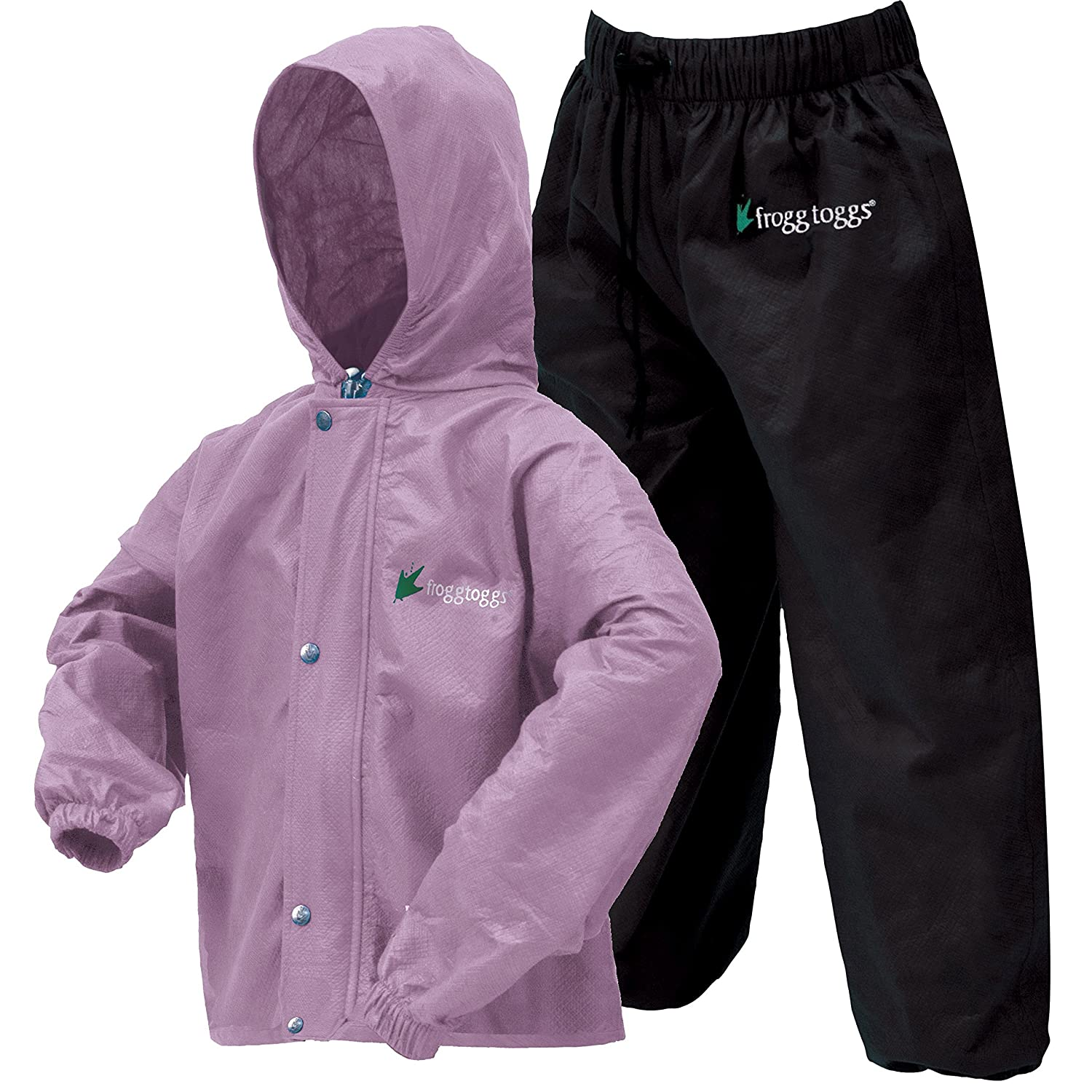 Frogg Toggs Polly Woggs Kids Rain Suit Sportsman Supply Inc. PW6032-P