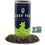 Energy Tea - High Caffeine Mojito Green Tea - 140 Mg Of Caffeine Per Bag (16 Tea Sachets)
