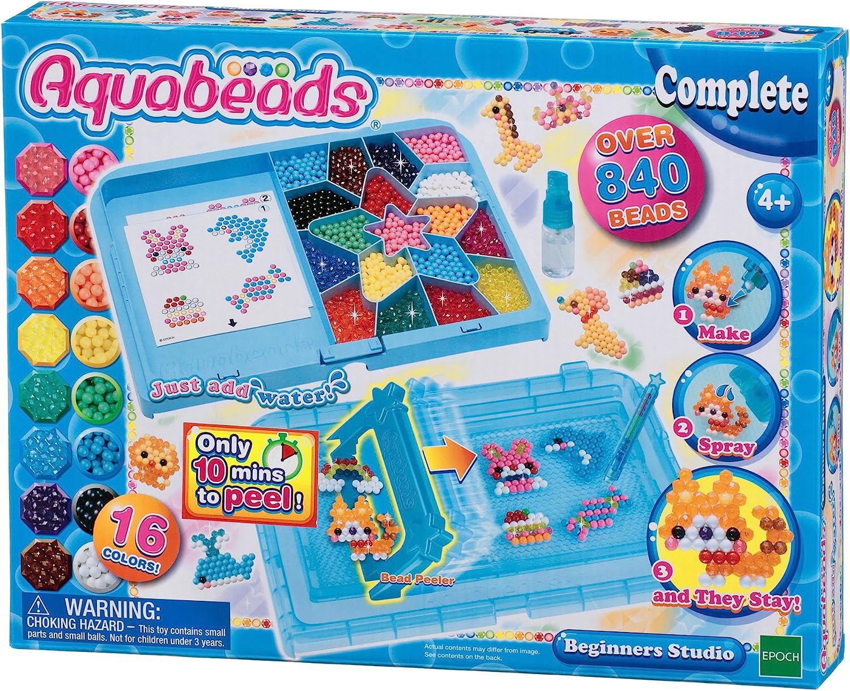 Epoch Aquabeads Principiantes Studio (AB30248): Amazon.es: Juguetes y juegos