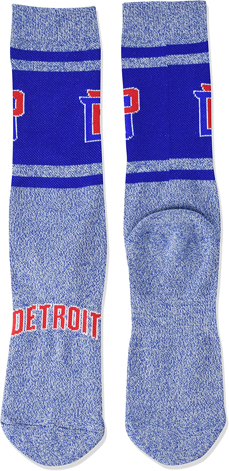 PKWY NBA mens Varsity Crew Socks