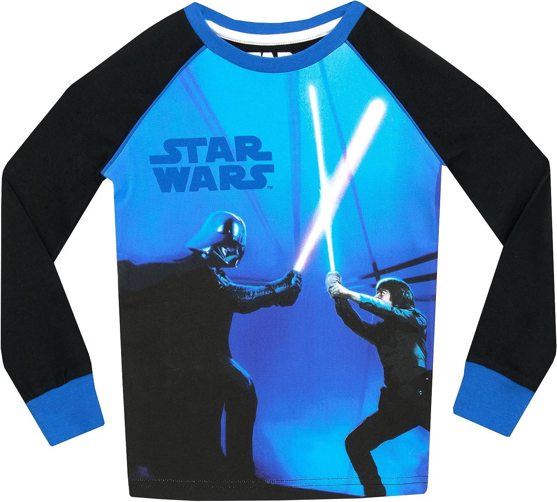 Star Wars Jungen Schlafanzug