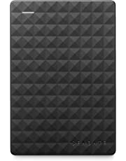 Seagate Expansion Portable 3TB 3000GB Negro - Disco Duro Externo (3000 GB, Negro, 80 mm, 14,8 mm, 117 mm, 170 g)