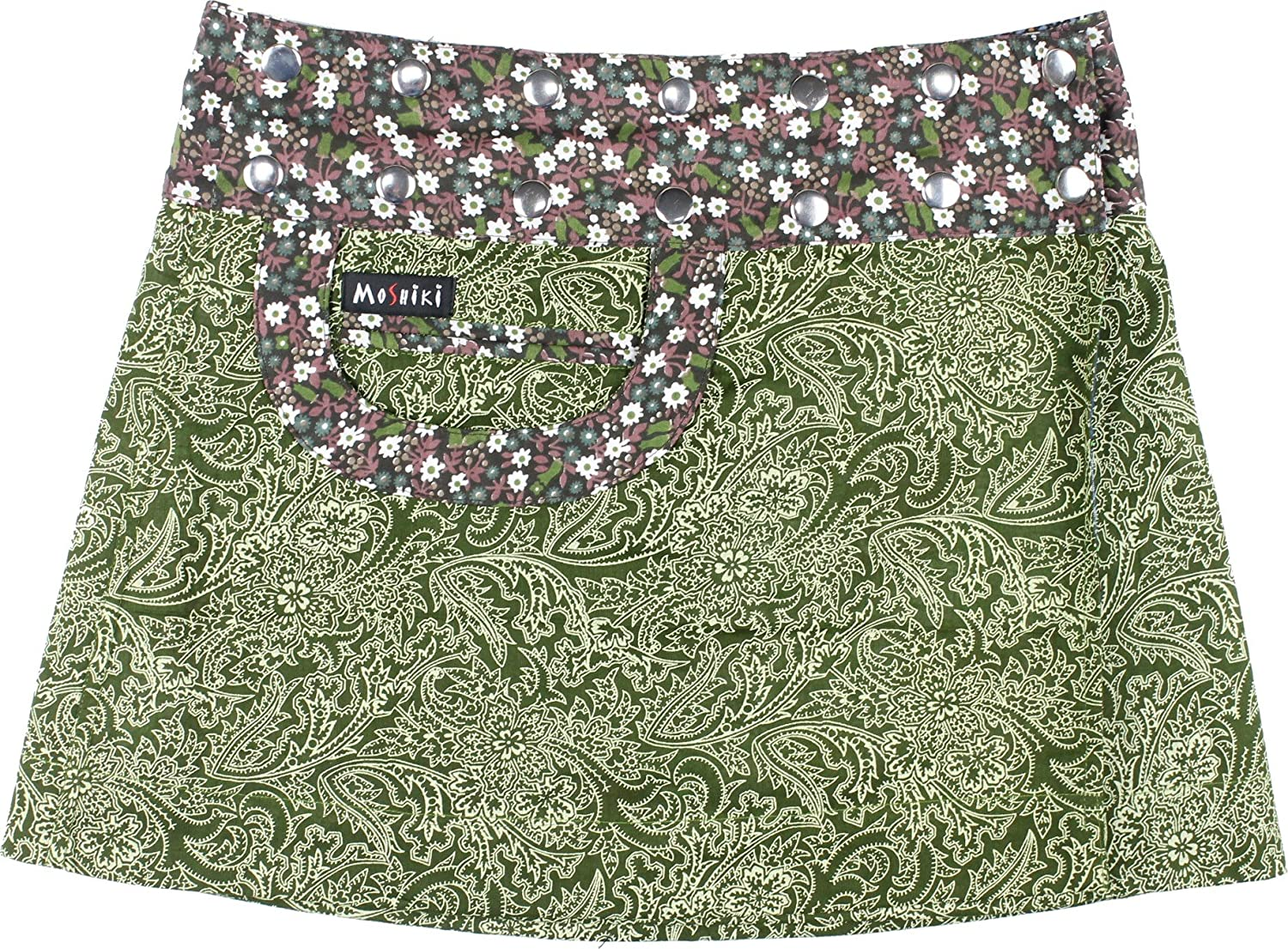 Moshiki Hot Cookie WENDE- Bagel Short Adjustable Wrap around available in different colours and designs available
