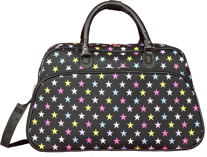 World Traveler Women s 21 Carry-on Shoulder Tote Duffel Bag