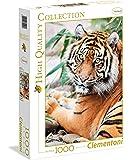 Clementoni Sumatran Tiger Puzzle (1000-Piece)