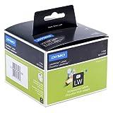 LabelWriter-Etiketten, 57x32mm, Vielzweck-Etiketten, PG=1000ST, entfernbar, weiß