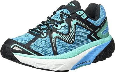 MBT Gt 16, Zapatos de running, Mujer, Multicolor (Blue/Cyan), 39.5 EU: Amazon.es: Zapatos y complementos