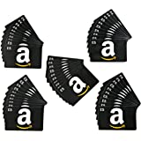Amazon.co.uk Gift Cards - 50-Pack - FREE One-Day Delivery