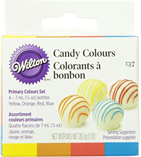 Americolor Oil Candy Food Coloring, .65-Ounce, Blue: Amazon.ca ...