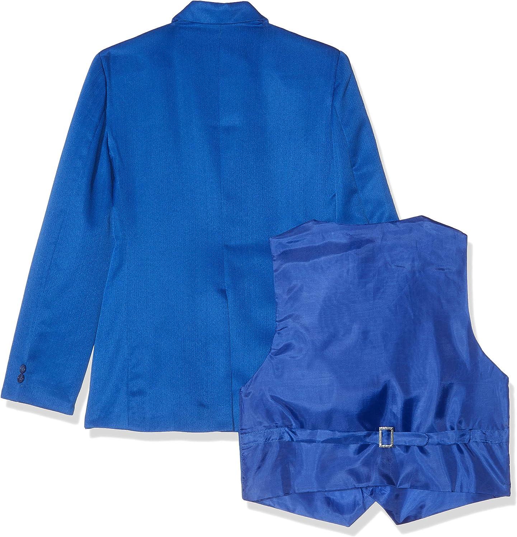 Gorgeous Collection - Traje de Boda para niños, Color Azul Real ...