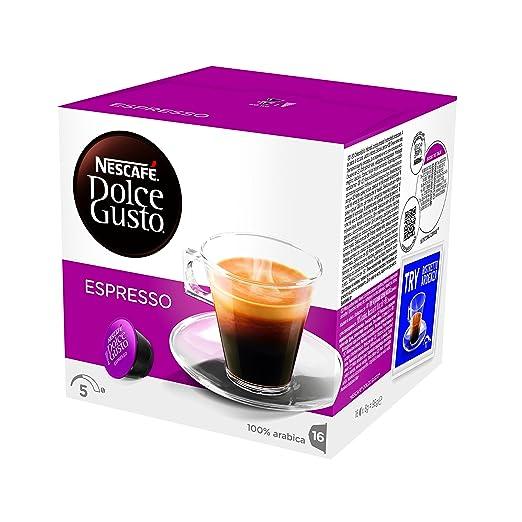 236 opinioni per NESCAFÉ DOLCE GUSTO ESPRESSO Caffè espresso 16 capsule