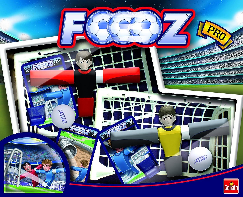 Goliath - Foooz Pro 2 Porterias Y 2 Jugadores 118-30402: Amazon.es: Juguetes y juegos